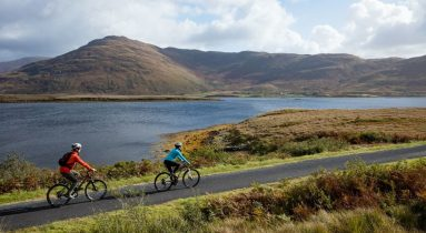 Cycling Wild Atlantic Way - Photo by Gareth McCormack